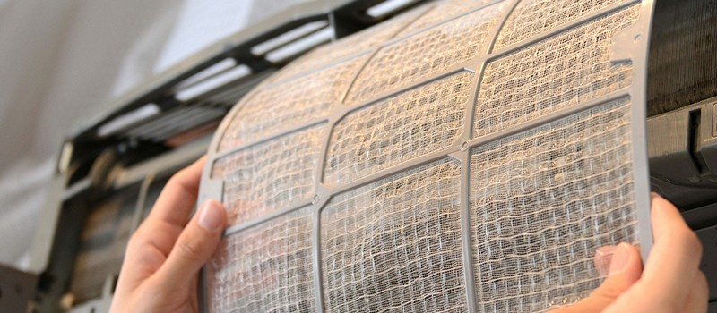 Guide to cleaning your Air Conditioner Filters